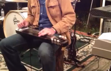 Captain Ivory lap steel