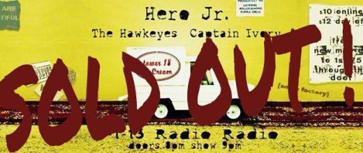 captain ivory sold out radio radio hero jr