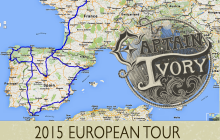 Captain Ivory European Tour