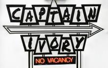 Captain Ivory Album No Vacancy